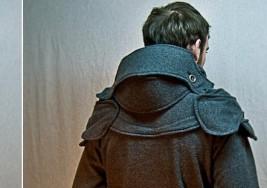 盔甲武士連帽衫-男孩的夢幻逸品