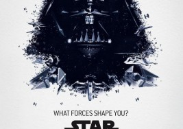 6張星際大戰展覽海報