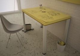 3款適合設計師的塗鴨書桌