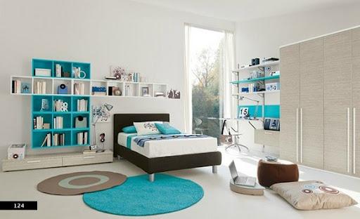 饒富趣味的兒童臥房設計