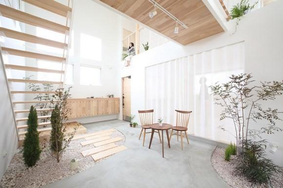 kofunaki house 小舟木の家