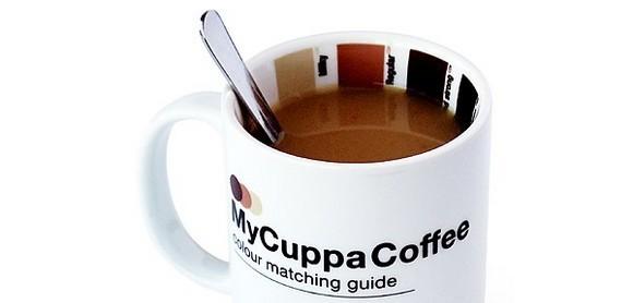 Pantone色票咖啡杯