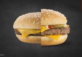 如何拍出看起來超美味的漢堡