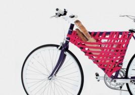 善用空間到底的單車置物帶