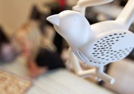 小雞造型煙霧探測器