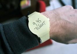 手錶造型便利貼
